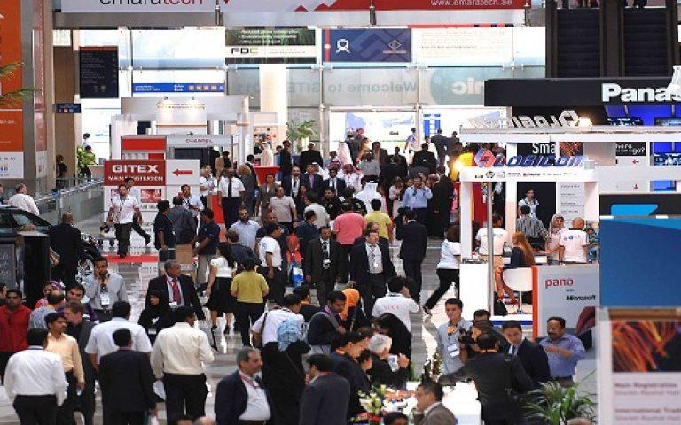 مندوبي السعودية في معرض تكنولوجيا المعلومات والاتصالات العالي