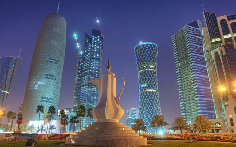 Standard & Poor's ratings on Qatar affirmed at 'AA/A-1+'