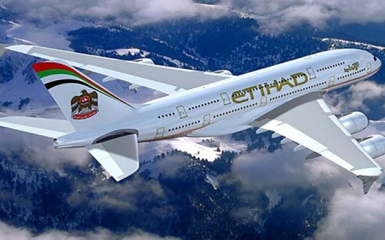 Etihad Airways salutes Sydney Opera House