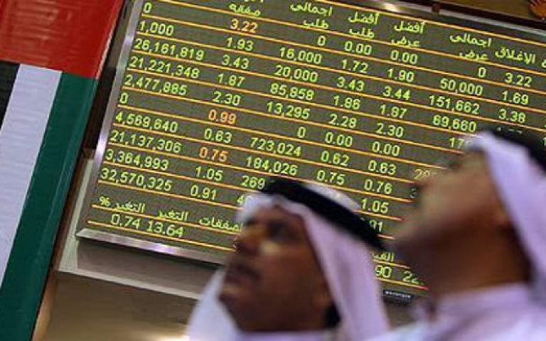 Gulf shares weak on profit-taking; fewer bets on Q3 earnings