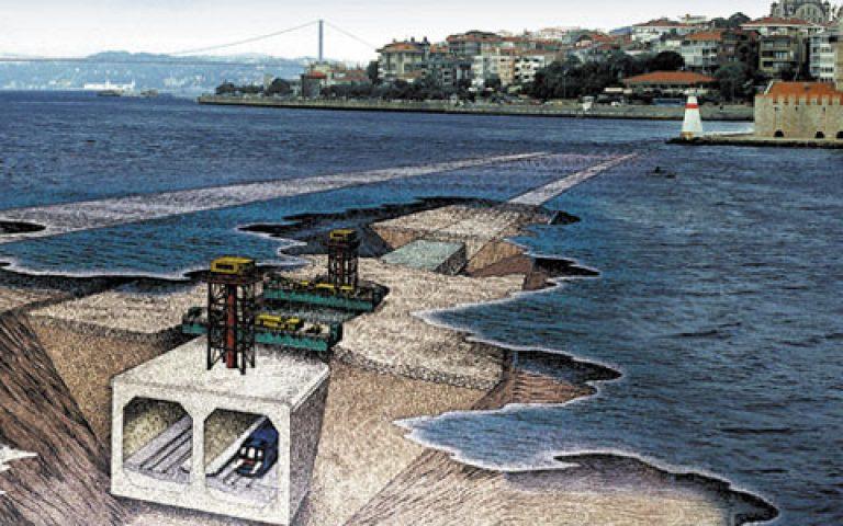 Landmark undersea project of Turkey, Marmaray opens today