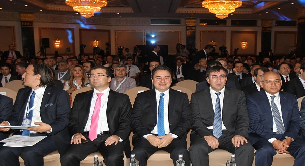 Islamic Finance Center opens in Istanbul
