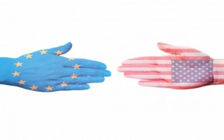EU-US trade talks moving ahead 'step by step'