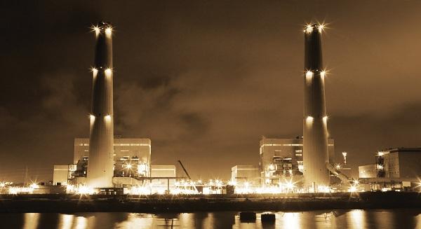 قطر تدرس الاستثمار في مشروع محطة توليد الكهرباء في أفسين-البستان