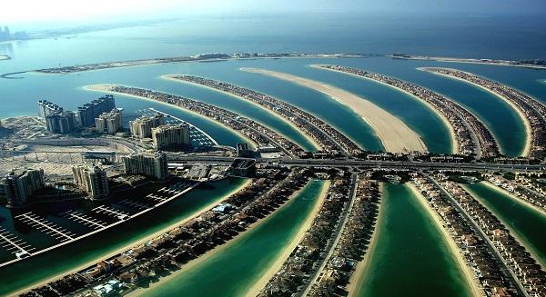 """بدء تنفيذ """"قلب أوروبا"""" في دبي"""