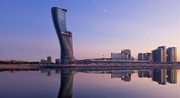 مينا كورب تطلق مكاتب أبوظبي للأوراق المالية الجديد