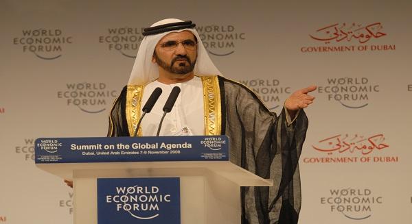 شراكة استراتيجية بين الإمارات والمنتدى الاقتصادي العالمي