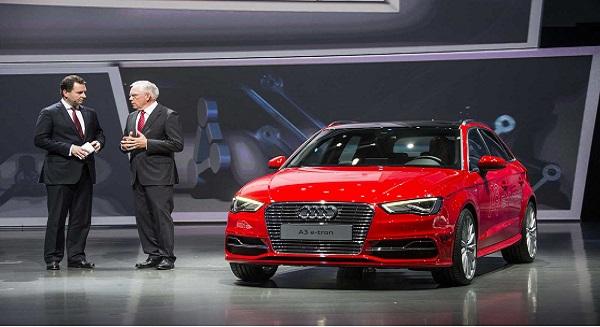 أودي تبيع 1،904 سيارة في المملكة في عام 2013