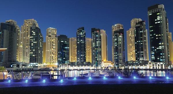 قطر تتصدر نصيب الافراد في عقارات دبي