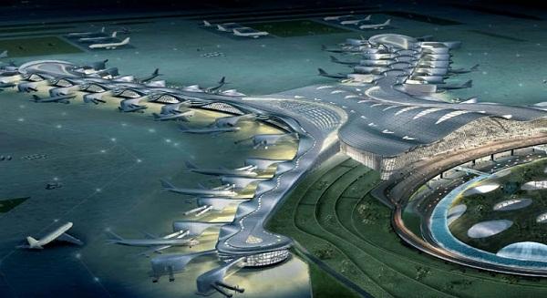 Abu Dhabi airport's $2.9bn terminal on track