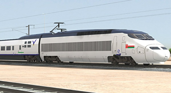 Sultanate rail project