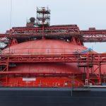 محطة الغاز الطبيعي المسال الثانية التي سيتم بناؤها في شرق سنغافورة