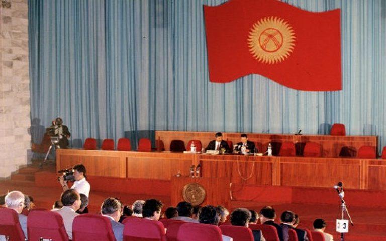 Kyrgyzstan signs agreement on Islamic financing principles