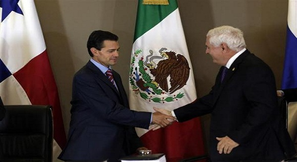 Mexico and Panama sign free trade agreement