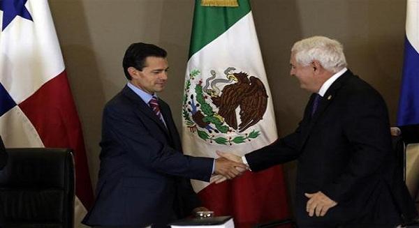المكسيك وبنما توقعان اتفاقية للتجارة الحرة