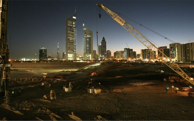 GCC construction projects valued at $128.46b in 2014
