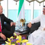 الإمارات العربية المتحدة وأستراليا يناقشان العلاقات الثنائية