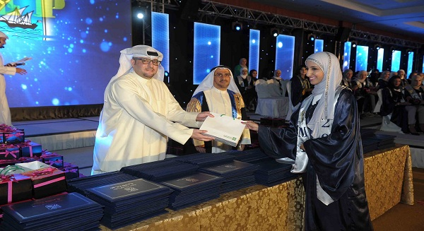 KFH takes part in graduation of College of Engineering and Petroleum
