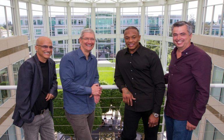 Apple confirms the Beats acquisition for $3 billion