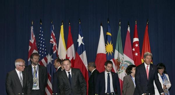 لا اتفاق نهائي متوقع على اتفاقية تجارة المحيط الهادئ الاسبوع المقبل