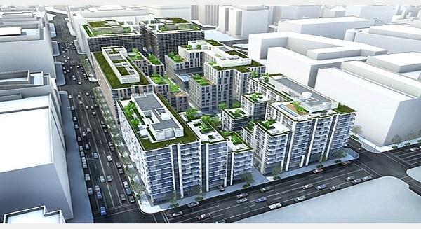الاستثمار العقاري القطري من المتوقع أن يكون مركزا لتجارة التجزئة