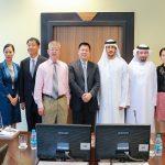 دبي والصين يسعيان لتقوية العلاقات التجارية