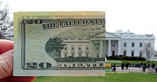 تقلص العجز في الميزانية الامريكية إلى 130 مليار دولار في مايو