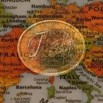 Euro zone price inflation hits trough in May
