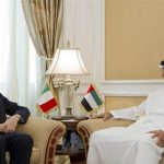 UAE and Italy trade ties on sound track