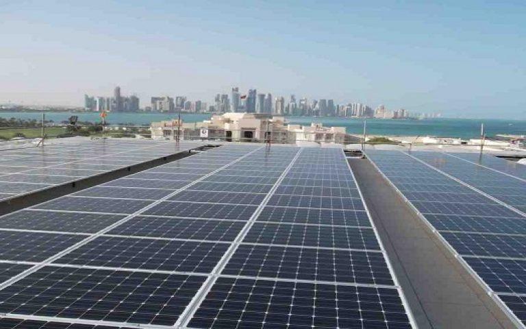 Qatar's sustainable energy drive makes good sense