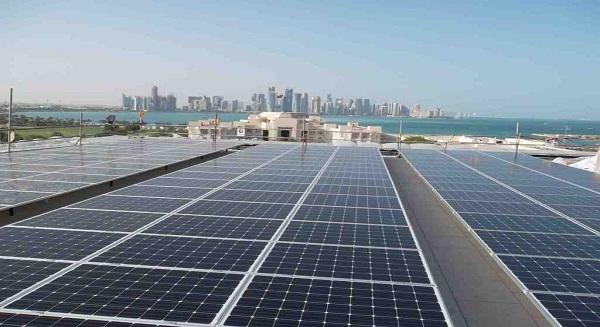 حركة الطاقة المستدامة في قطر منطقية