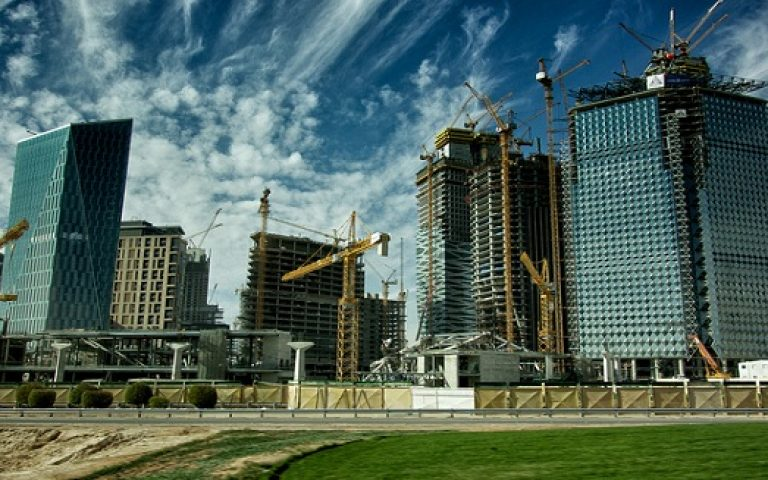 GCC construction projects to expand by 22% in 2014