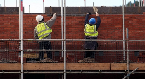 UK construction shrinks in May, dampens some second quarter growth hopes