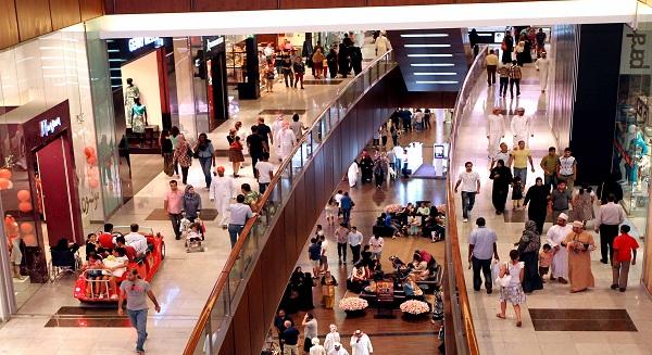 Dubai's retailers enjoy brisk business