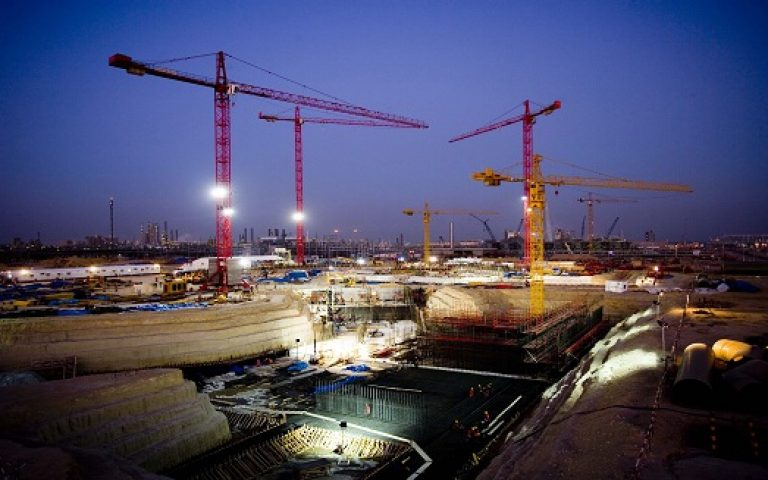 IHCC's CEO among KSA's top names in construction
