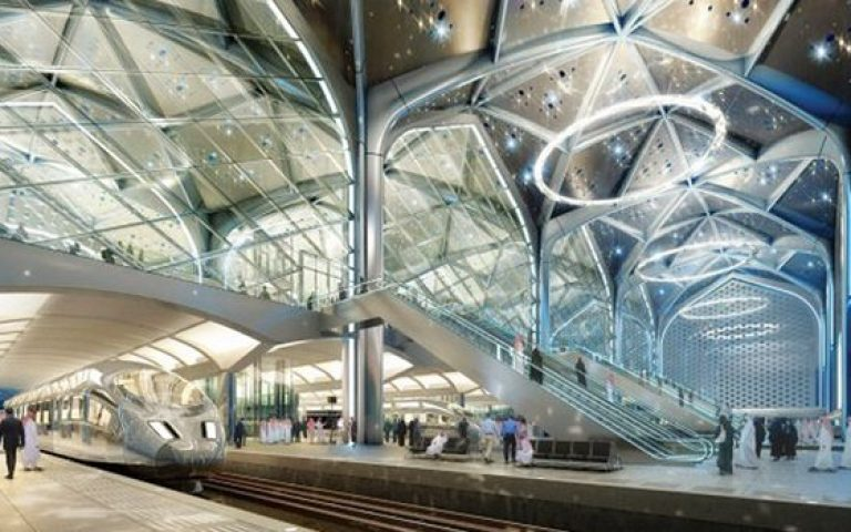 Riyadh-Dammam high-speed line: Railway studies options