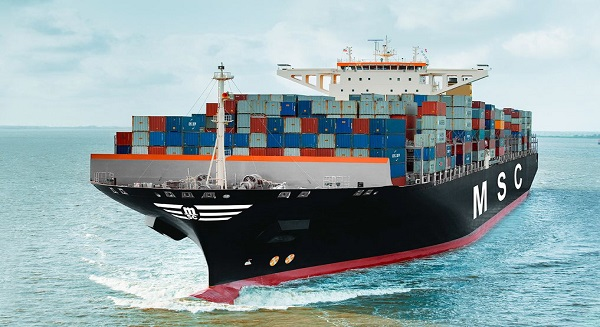 4.6 % بالمئة مساهمة القطاع البحري في ناتج دبي