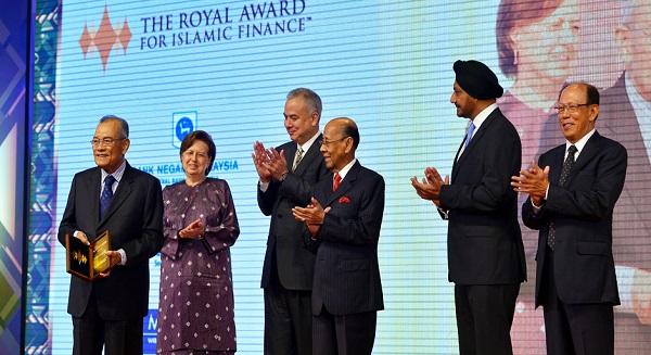 Royal Award for Islamic Finance 2014 presented to FIB member