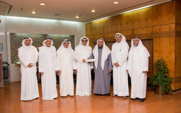 KFH Donates KD 6 mln to Zakat House