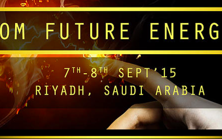 Kingdom Future Energy Summit brings the renewable energy sector together