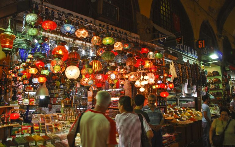 Top 10 places to shop in Istanbul