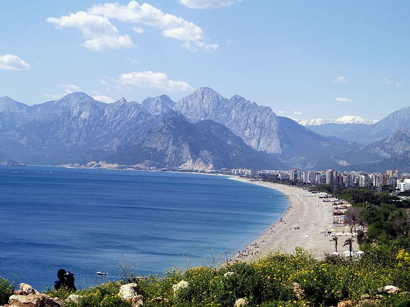 Konyaalti_Beach