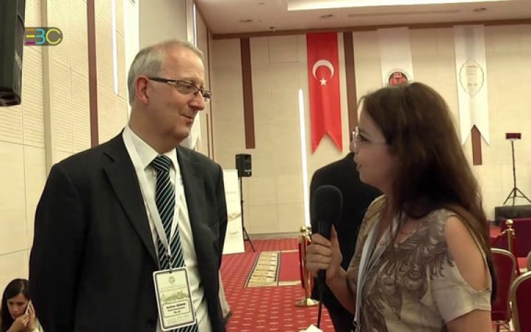 World Foundations Conference Istanbul – Andrew BROWN