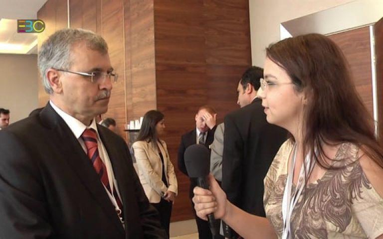 World Foundations Conference Istanbul – Ahmed AKGÜNDÜZ