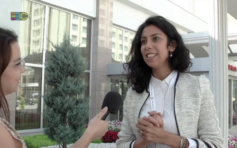 World Foundations Conference Istanbul – Talking with Ayse Hande ÖZALPAY