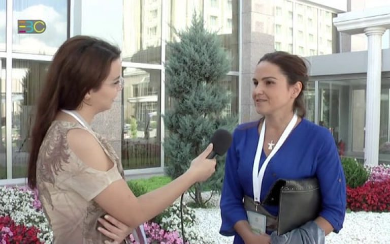 World Foundations Conference Istanbul – Talking with Gonca YARIMER