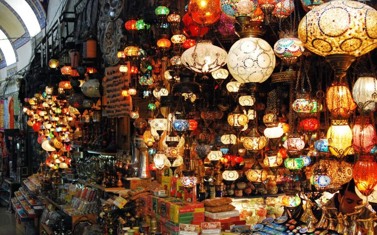 8 things to buy from Turkey