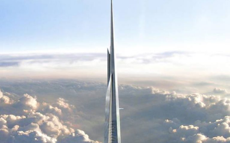 Saudi Arabia to build world's tallest tower