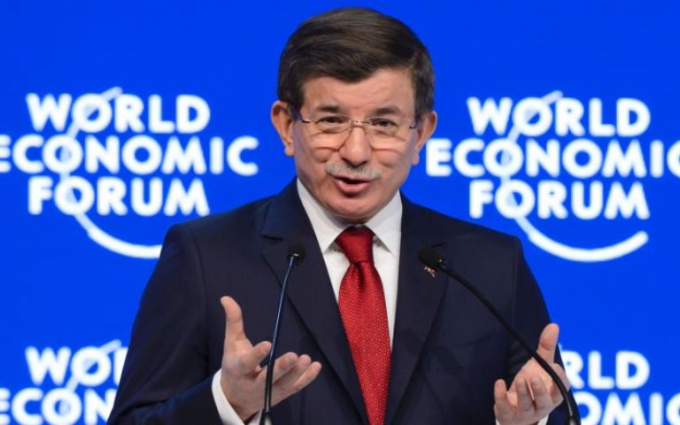 World Economic Forum 2016: Turkish Prime Minister calls for humanitarian foreign policy