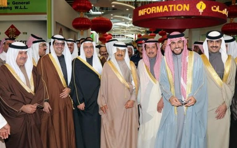 """افتتحها الناهض مع رئيس الوزراء البحريني وكلفتها 100 مليون دولار """"بيتك"""": """"مدينة التنين"""" بوابة التعاون الاستثماري والتجاري مع الصين"""